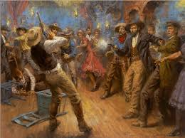 andy thomas clay allison s deadly aim western print andy thomas horse western art and more in december deputy charles faber entered the