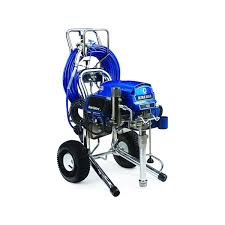 graco 695 airless paint sprayer