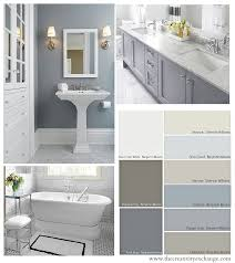 bathroom paint grey. Favorite Bathroom Wall And Cabinet Colors {Paint It Monday} The Creativity Exchange Paint Grey C