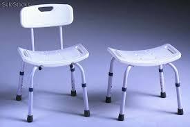 Silla de baño para mayores y discapacitados