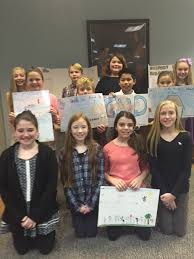 rev brown students awarded for essay poster contest sparta nj sparta this past sunday at our lady of the lake church awards were presented to reverend george a brown memorial school students who participated in the