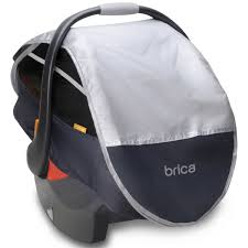 infant car seat comfort canopy