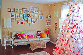 Living Room Christmas Decoration Christmas Living Room Decoration Room Ideas Youtube