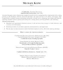 Sample Profile Resume Example Of A Profile On A Resume Dovoz
