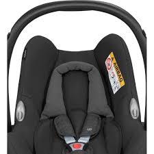 maxi cosi cabriofix car seat nomad black