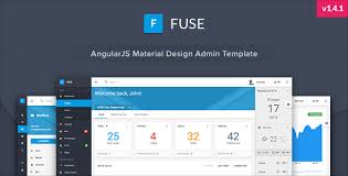 34 outstanding admin panels for your web applications fuse responsive web application admin panel