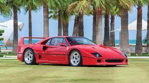 Ehb back seat in a f40 ? The Ferrari F40 History Of A Legend