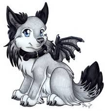 cute baby wolf anime. Beautiful Anime Wolves Images Cute Demon Wolf Wallpaper And Background Photos And Baby Anime B