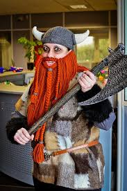 Crochet Octopus Hat Pattern Fascinating Crochet Viking Hat With Beard Free Pattern Video Tutorial