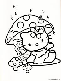 60 hello kitty pictures to print and color. Pin By Jessica Floyd On Things That Make Me Smile Hello Kitty Coloring Hello Kitty Colouring Pages Kitty Coloring