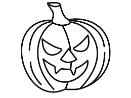 Small Picture Halloween Pumpkin Coloring Pages Free Printable Pumpkin Coloring