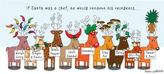 santa claus and reindeer names. New Names For Reindeers Archives Santa Claus And Reindeer