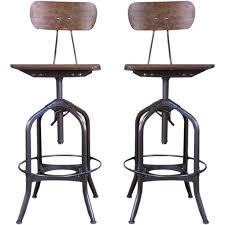 wood metal bar stools. Wood Metal Bar Stools