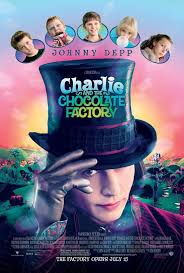 Charlie and the Chocolate Factory (2005) | Chocolate factory, Johnny depp  movies, Good movies