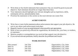 Professional Achievement Examples College Resume Template Achievements On Resume Examples Professional