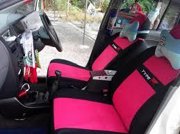seat cover viva fullset front rear
