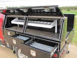 Pickup Tool Boxes | Top Mount Trailer And Truck Bed Tool Boxes ...