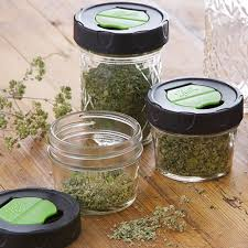 ball 4 oz mason jars. ball® regular mouth 4 oz. dry herb mason jars with shaker lids, count ball oz