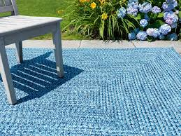 outside area rugs beautiful indoor outdoor carpet blue simple ways to clean indoor