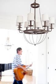 lourdes 8 light chandelier