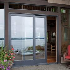 triple sliding patio doors best of sliding patio doors wood vinyl fiberglass aluminum