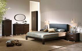 Blue And Brown Bedroom Color Scheme Home Decor House Painting With - House interior colour schemes