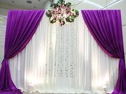 tourgo custom artificial flower backdrop for we