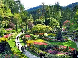 butchart gardens tours. Wonderful Gardens Butchart Sunken Gardens With Tours