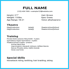 Unique Ideas How To Make A Resume With No Experience Little Work