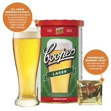 com coopers diy beer lager homebrewing craft beer brewing extract kitchen dining