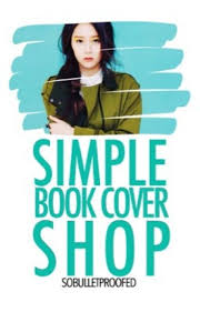 simple book cover open