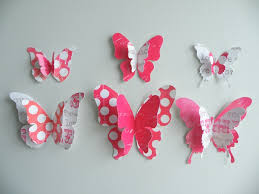 3d Butterfly Wall Decor 3d Butterfly Wall Decor Best Home Designs 3d Wall Decor For