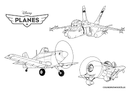 Small Picture Dusty Crophopper From Disney Planes Coloring Page Kids Play Color
