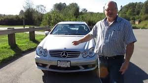 2004 MERCEDES CLK500, TEST DRIVE AND REVIEW, PINNACLE CAR SALES ...