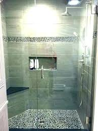 small tiled shower stalls how to tile stall with bench showers benches medium size installation cost shower stall