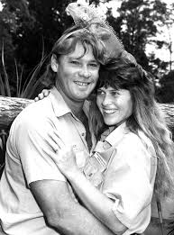 terri irwin new husband. steve irwin and his wife, terri irwin, \u0027jonathon\u0027 the green iguana new husband d