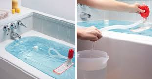 the easiest 100 gallons of emergency water storage possible the waterbob is simple enough
