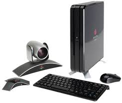 polycom today announced the polycom cx7000 unified collaboration system what they claim is the first room telepresence solution custom built for