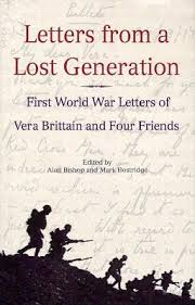 Letters From A Lost Generation First World War Letters Of Vera