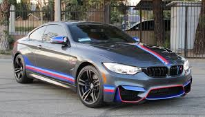 bmw stripes. Modren Stripes BMW M4 With M Stripes Is For Bimmer Devotees Inside Bmw