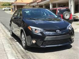 Used Car | Toyota Corolla Costa Rica 2014 | COROLLA LE 2014 CON ...