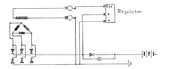 wiring diagram for alternator with external voltage regulator free Delco Alternator Wiring Diagram 2h alternator questions within external regulator wiring diagram