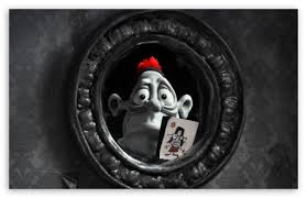 mary and max mirror reflection ultra hd