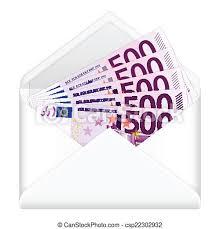 Si el certificado es en euros eur 2,500.00 (dos mil quinientos euros). Sobre Y Quinientos Euros De Billetes Sobre Abierto Que Contiene 500 Euros De Billetes En Un Fondo Blanco Ilustracion De Canstock