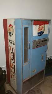 Vintage Pepsi Vending Machine For Sale Magnificent Vintage 48's Vendorlator VF48 Pepsi Vending Machine Saab For Sale