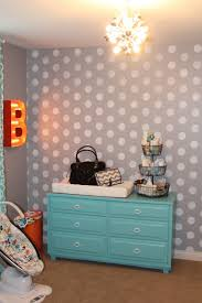 Kids Room: Bright Polka Dot Nursery - Nursery