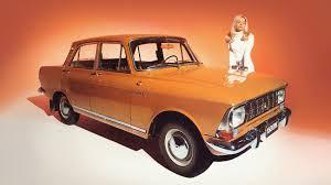 Гордость нации: спецверсии советских машин для стран Запада ...