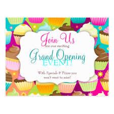 Grand Opening Postcards Grand Opening Postcards Zazzle