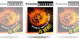 Impress Graphic Designs Young Living Dubai Watch Week 2019 Is Here Live Updates Esquire
