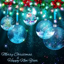 Christmas New Year Wishes Quotes